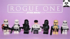 Rogue One Imperials [Star Wars Minifigs #21]