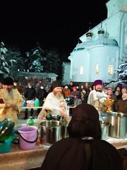 Праздник Крещения в монастыре (3)