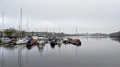 Photo of Classic scene at Preston Docks