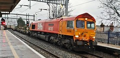 Photo of 66783 'The Flying Dustman'