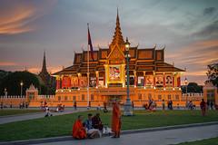 An evening in Phnom Penh or the faraway addiction - Phnom Penh, Cambodscha
