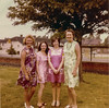 Bette_Margaret_Alice_Joan_DHSS forecourt_Longbenton_Newcastle_1970s (1)-Edit