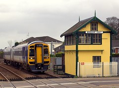 Photo of Worksop East Signal Box - Grade II Listed Building