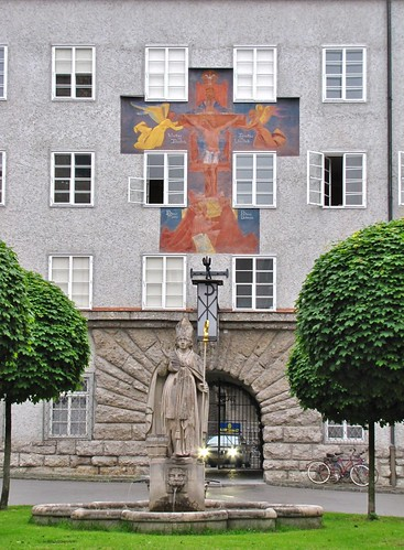 Stift St. Peter, Salzburg, Austria