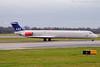 Scandinavian Airlines (SAS) - LN-RLR - Manchester Airport (MAN/EGCC)
