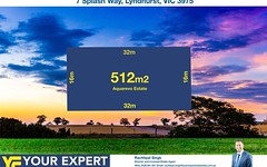 7 Splash Way, Lyndhurst VIC