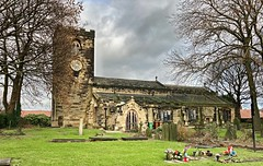Photo of All Saints Church, North Featherstone, West Yorkshire, UK