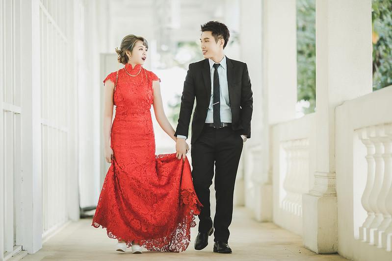 [柯吉❤湘雲] 結婚之囍@台南商務會館