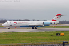 Photo of Austrian Arrows - OE-LVL - Manchester Airport (MAN/EGCC)
