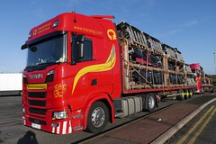 Photo of Scania S500  - Thurrock