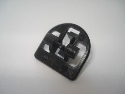 Genuine Smart Fortwo 450 hinge clip for the service screens