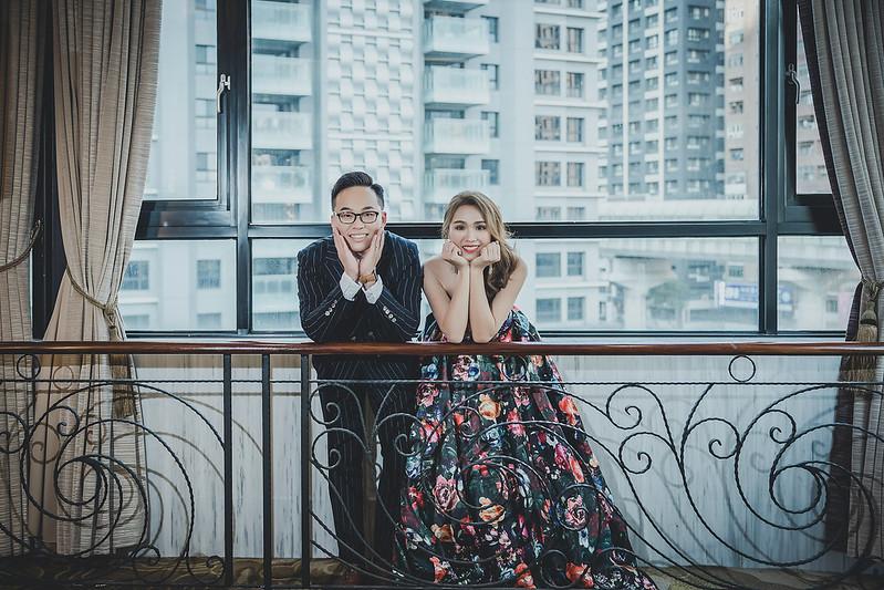 [少涵❤嬿婷] 結婚之囍@台中寶麗金市政店