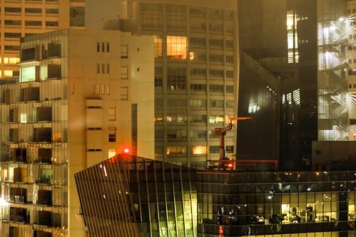 Buildings density