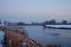 Photo of Frozen Lake