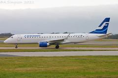 Photo of Finnair - OH-LKH - Manchester Airport (MAN/EGCC)