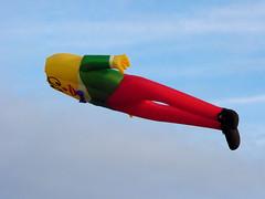 Photo of Man Kite, St. Andrews Kite Festival, 2004