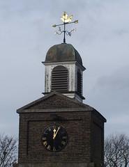 Photo of Purfleet Garrison clock tower