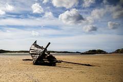 Photo of Bunbeg Wreck (Bad Eddie's Boat)