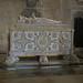 The tomb of Vasco de Gama inside the main chapel of Jerónimos Monastery - Belem, Portugal