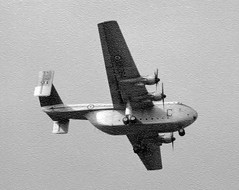 Photo of XB264 1955 Blackburn Beverley C1 RAF Farnborough Air Show 13.09.59 (?)