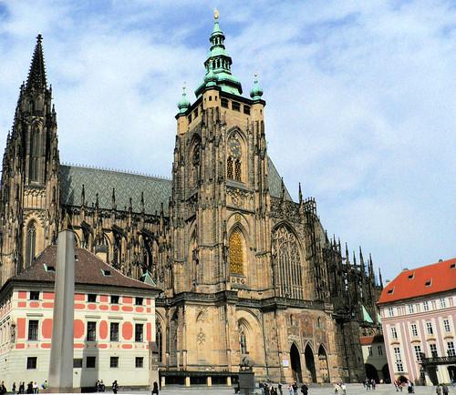 Praha, Chrám sv.Víta-0297pan-p