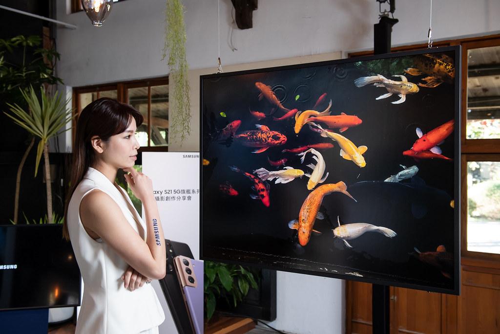 【新聞照片六】Galaxy S21 Ultra 5G旗艦系列_捕捉2021台灣溫暖美景