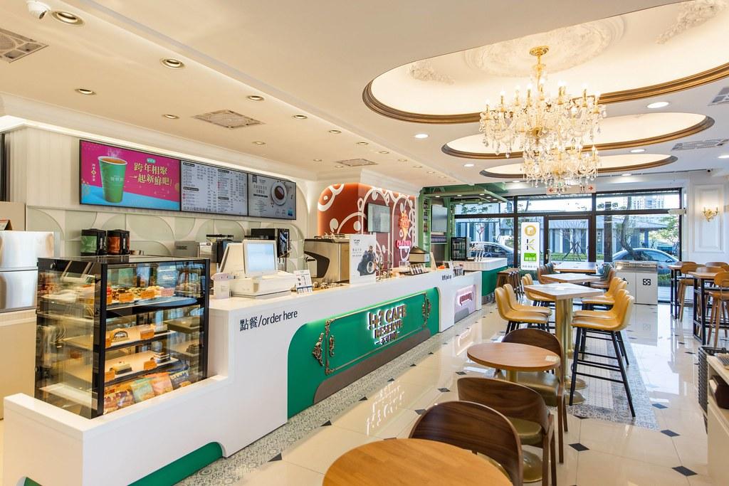 Big7福倉門市同步導入「!+ CAFE RESERVE」不可思議咖啡服務