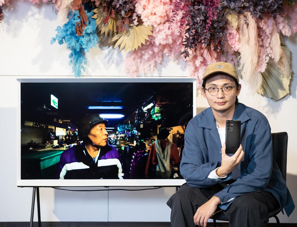 【新聞照片四】《浪子回頭》鍍金導演_殷振豪