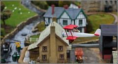 Photo of Bekonscot Model Village Biggles