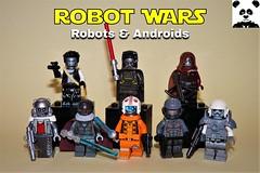 Robot Wars - Star Wars/Robots Mashup
