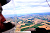 East Lothian from a Gemini Flash microlight