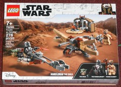 Lego - 75299 Trouble on Tatooine