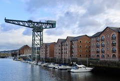 Photo of James Watt Dock