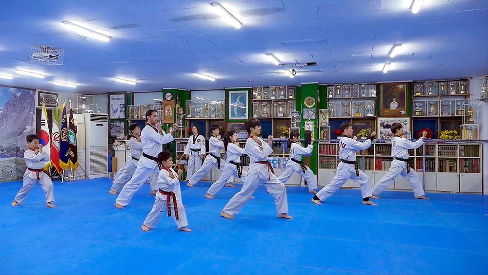 Taekwondo 210120-8