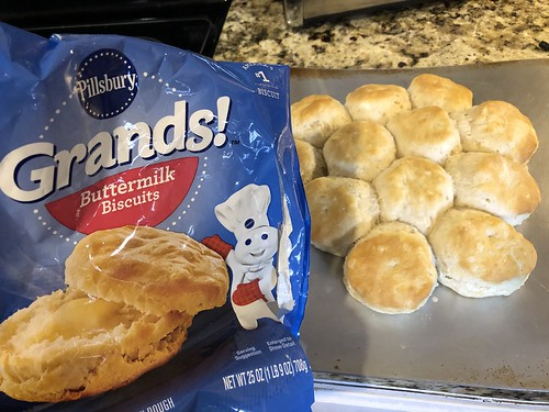 Grands! Buttermilk Frozen Biscuits by Wesley Fryer, on Flickr