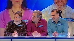 Alas, at last there comes a question that the Irregulars can't answer correctly, and victory once more belongs to the Eggheads