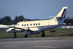 Photo of G-IJYS Bae Jetstream 31 eastern bournmouth 01-06-02