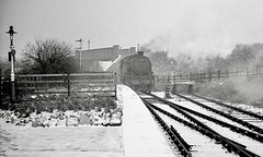 Photo of Pinxton South Nottinghamshire 27th December 1962