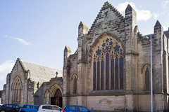 Photo of Martyrs Kirk Research Library, St Andrews
