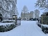 Bicester House, Oxfordshire, January 2021