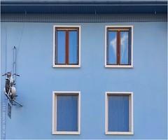 La Chambre en bleu