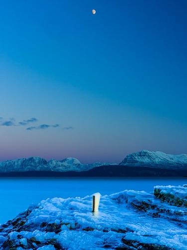 Arctic pastel