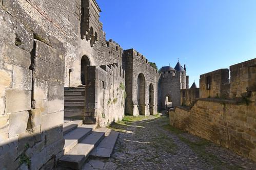 France - Occitanie - Cité de Carcassonne