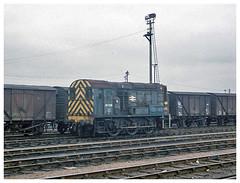 Photo of 08028  Eastleigh  21-06-75