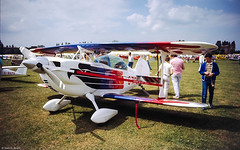 Photo of Christen Eagle II G-TARA