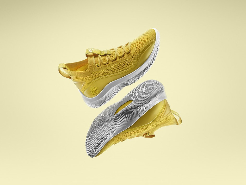 CURRY FLOW 8「Smooth Butter Flow」配色於1月22日正式推出,售價5,280元。 (1)
