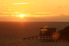 Tenby Lifeboat Station Sunrise 2021