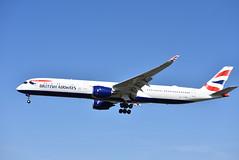 Photo of British Airways | G-XWBF | London Heathrow (LHR/EGLL) | 13.09.2020