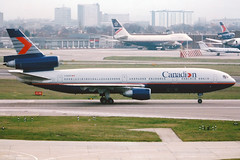 Photo of Canadian Airlines | McDonnell Douglas DC-10-30 | C-GCPE | London Heathrow
