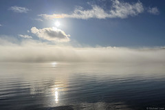 Photo of Winter morning; the Holy Loch, Argyll & Bute, Scotland